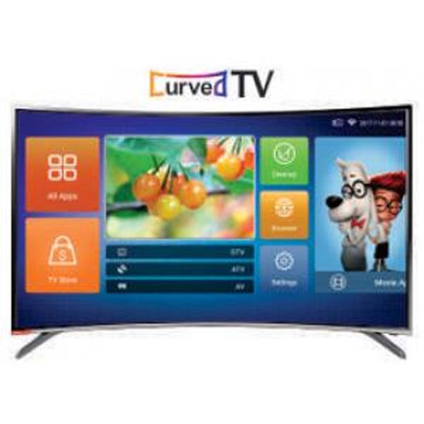 Changhong Ruba 55 Inch 4K UHD Smart Curved LED TV (UD55F7300i)
