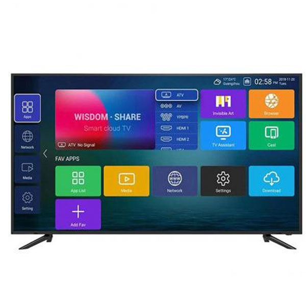 Changhong Ruba 55 Inch Smart LED TV (55F5908)