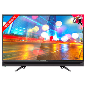EcoStar 39 Inch 563 Series LED TV (CX39U563P)
