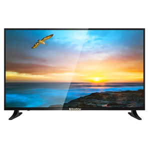 EcoStar 43 Inch 571 Series LED TV (CX43U571P)