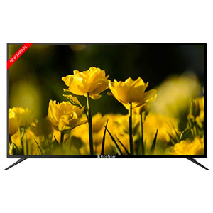 EcoStar 49 Inch 4K Smart LED TV (CX49UD921P)
