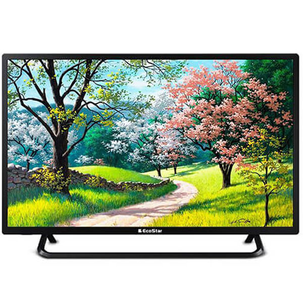 EcoStar 65 Inch 4K UHD Smart LED TV (CX65UD915)