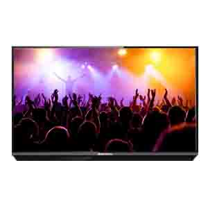 Ecostar 65 Inch Boom Box HD LED TV (65U563)
