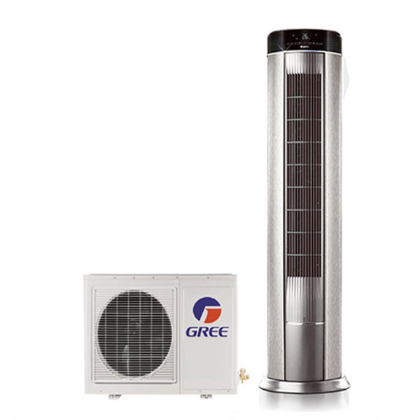 Gree 2.0 Ton IPoem Series Floor Standing AC (GF24IPH)