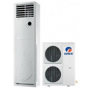 Gree 2.0 Ton Heat and Cool Series Floor Standing AC (GF24CDH)
