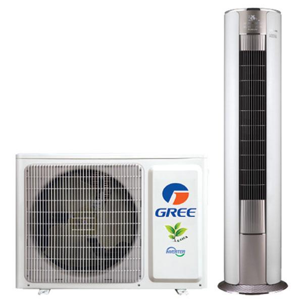 Gree 2.0 Ton Heat & Cool Series Floor Standing AC (GF24ISH)