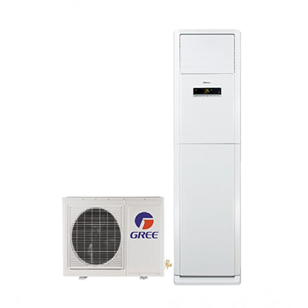 Gree 4.0 Ton Heat & Cool Series Floor Standing AC (GF48FWITH)