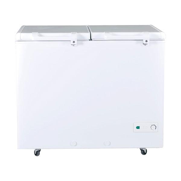 Haier 11 cu ft Double Door Deep Freezer (325H)