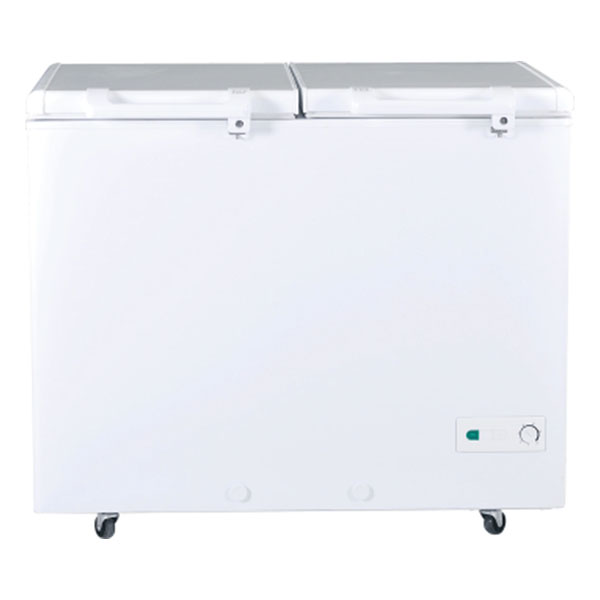 Haier 11 cu ft Double Door Deep Freezer (325I)