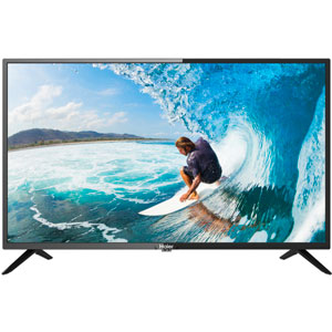Haier 40 Inch HD H-CAST Series LED TV (LE40B9200M)