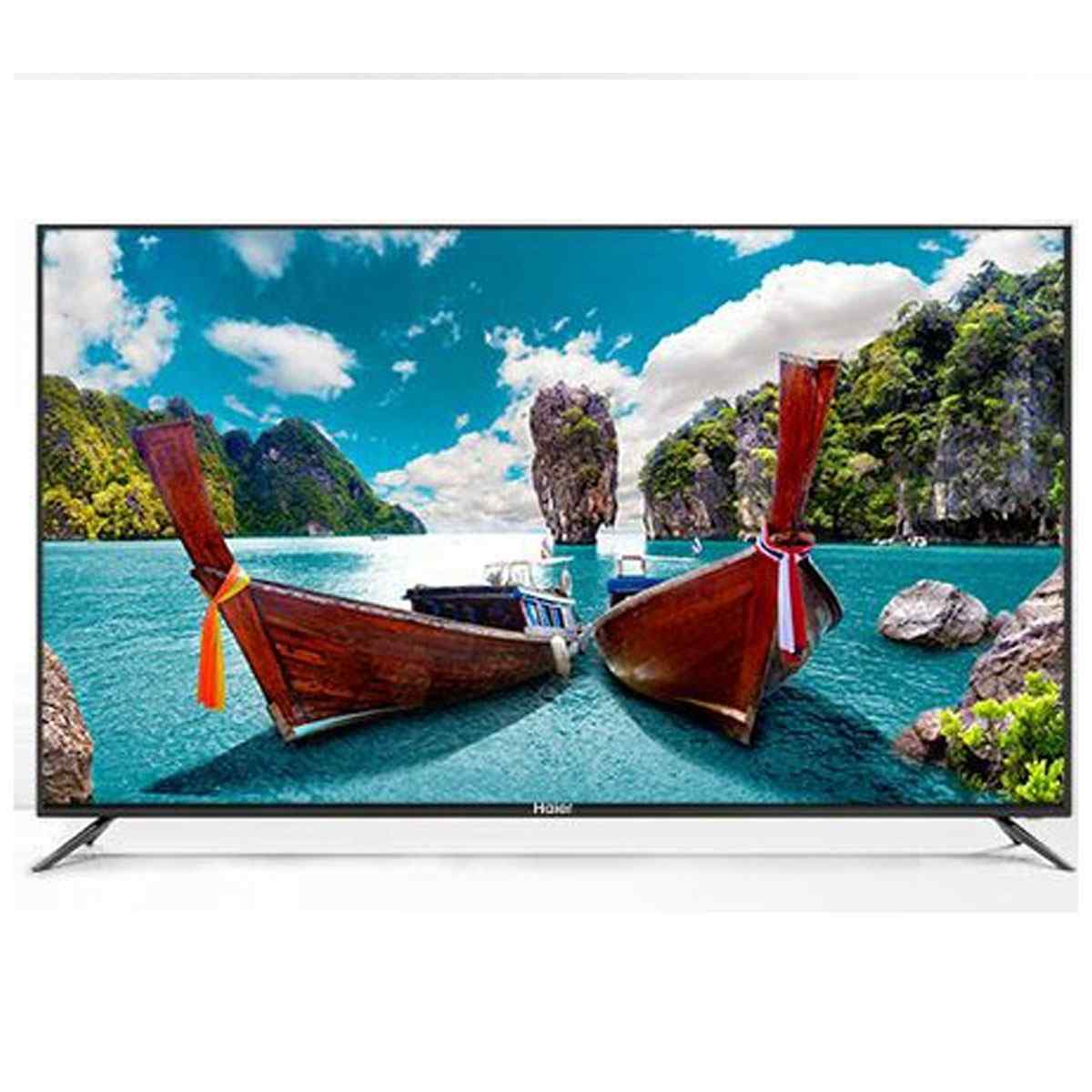 Haier 75 Inch 4K UHD Smart LED TV (LE75H9100UA)