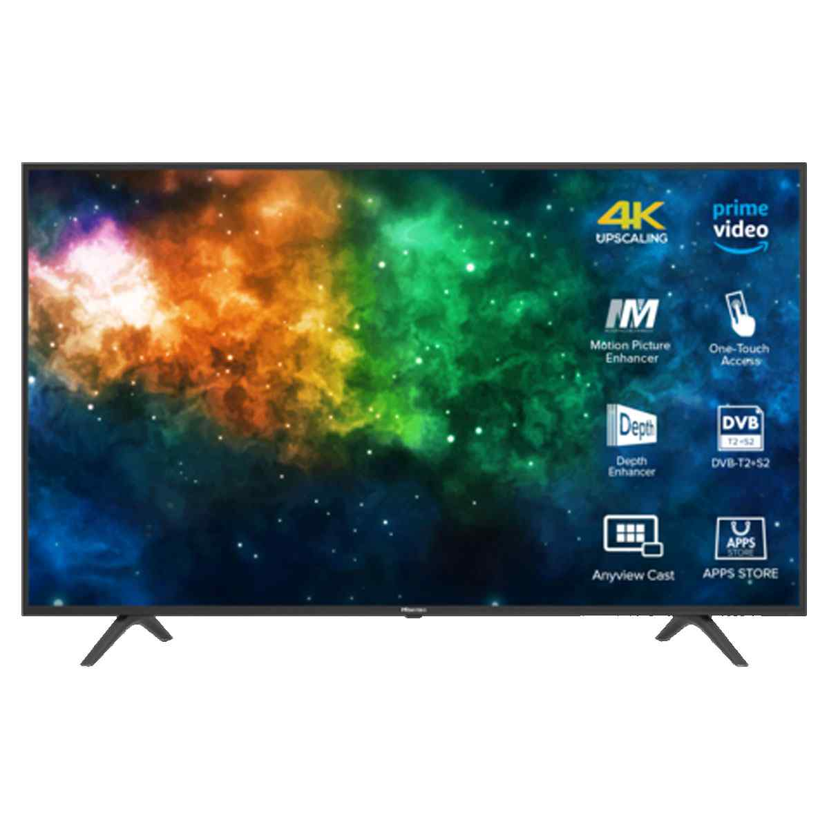 Hisense 50 Inch 4K UHD Smart LED TV (50A6502)