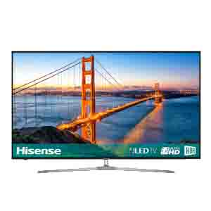 Hisense 50 Inch 4K UHD Smart LED TV (50U7A)