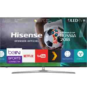 Hisense 65 Inch 4K UHD Smart LED TV (65U7A)