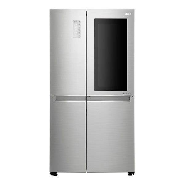 LG 24 cu ft Instaview Door In Door Series (GCQ247CSBV)