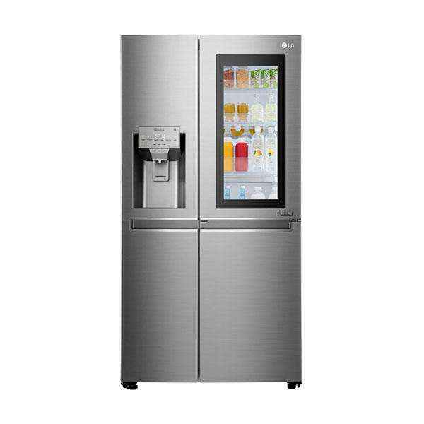 LG 23 cu ft Instaview Door In Door Series (GRX257CSAV)