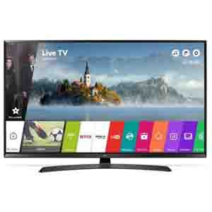 LG 43 Inch 4K FHD Smart LED TV (43UJ634)