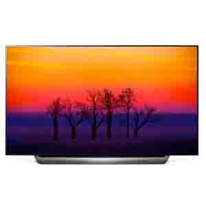 LG 55 Inch 4K HDR Smart LED TV (OLED55C8)