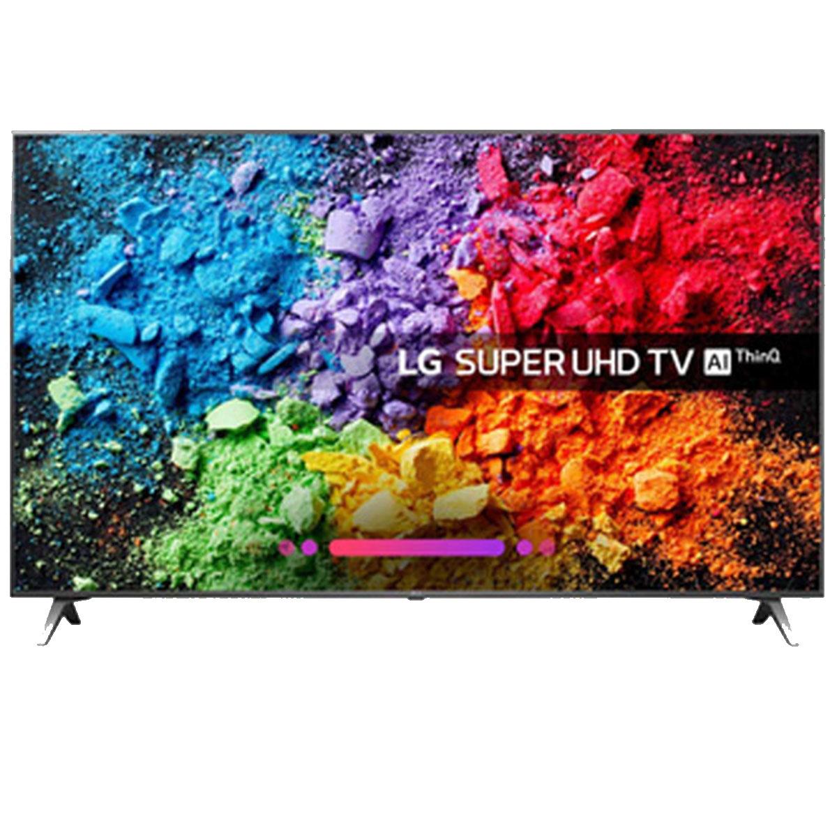 LG 55 Inch 4K Smart LED TV (55SK8000PLB)
