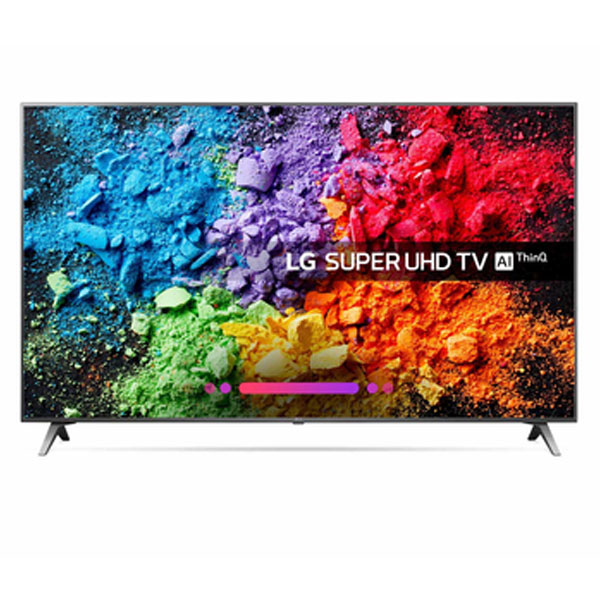 LG 55 Inch 4K UHD Smart LED TV (55SK8000PLB)