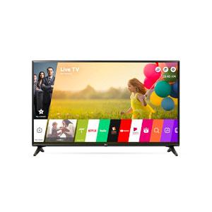 LG 55 Inch Full HD Smart LED TV (55LJ550M)