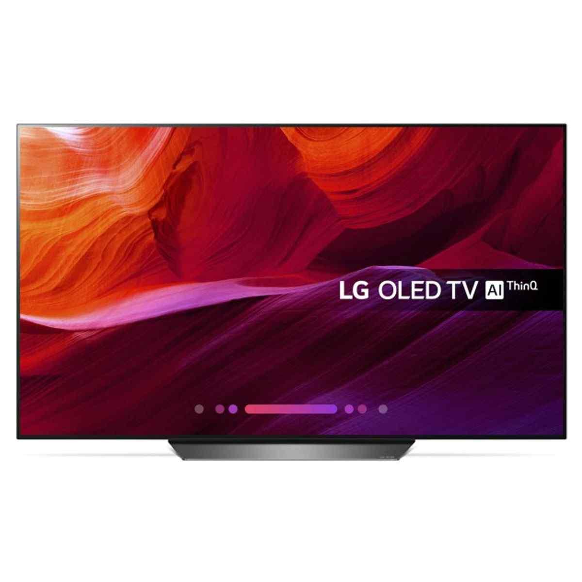 LG 55 Inch Smart OLED LED TV (55B8)