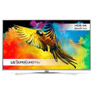 LG 55 Inch 4K Super UHD LED TV (55UH770V)