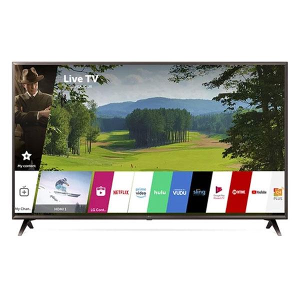 LG 65 Inch 4K Smart LED TV (UK6300)