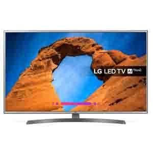 LG 49 Inch Smart LED TV (49LK6100)