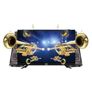 Orient 32 Inch Trumpet HD LED TV (32S)