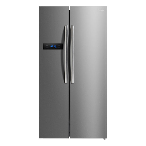 Panasonic 21 cu ft Double Door Refrigerator (NRBS60MS)
