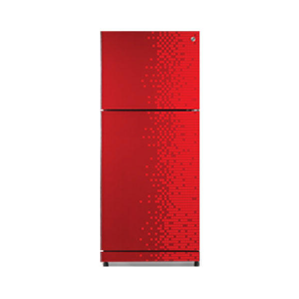 PEL 11 cu ft Desire Glass Door Refrigerator (PRGD155)