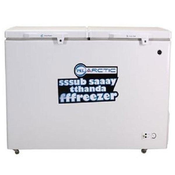 PEL 14 cu ft Arctic Premium Double Door Deep Freezer (PDFT135)