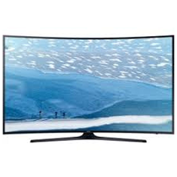 Samsung 49 Inch 4K UHD Curved Smart LED TV (49KU7350)