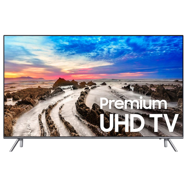 Samsung 55 Inch 4K UHD Smart LED TV (55MU8000)