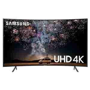 Samsung 55 Inch Curved 4K Smart LED TV (55RU7300)