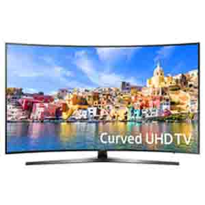 Samsung 55 Inch Curved 4K UHD Smart LED TV (55KU7500)