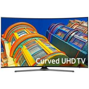 Samsung 55 Inch Curved UHD LED TV (55kS8500)