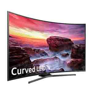 Samsung 55 Inch Smart 4K LED TV (55MU7350)