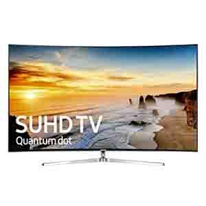 Samsung 55 Inch 4K UHD Curved Smart LED TV (55KS9500)