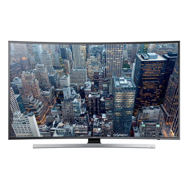 Samsung 65 Inch 4K UHD 3D Curved Smart LED TV (65JU7500)