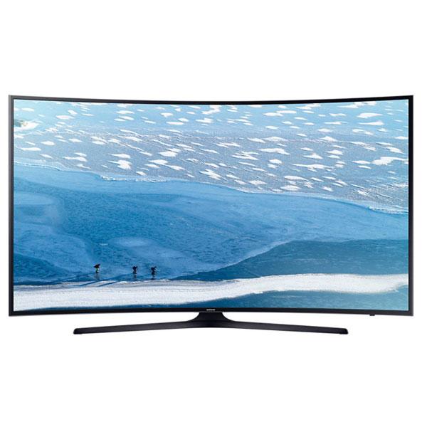 Samsung 65 Inch 4K UHD Curved Smart LED TV (65KU7350)