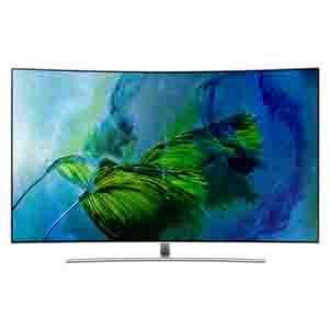 Samsung 65 Inch Curved 4K QLED TV (65Q8C)
