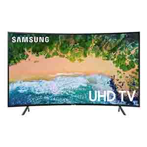 Samsung 65 Inch Curved Smart 4K UHD TV (65NU7300)