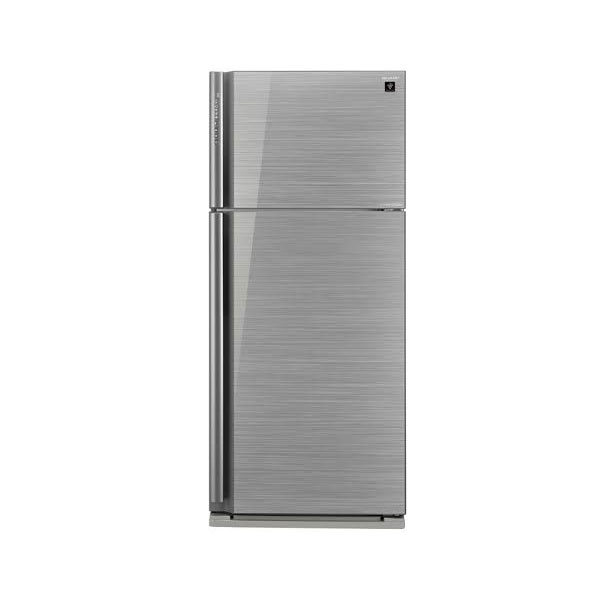 Sharp 25 cu ft Refrigerator (SJGP75DSL5)