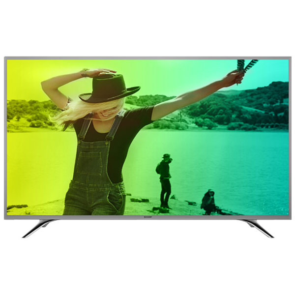 Sharp 50 Inch 4K Ultra HD Smart LED TV (50N7000U)