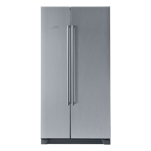 Siemens 22 cu ft Side by Side Refrigerator (KA56NV40NE)