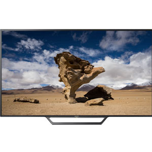Sony 40 Inch FHD Smart LED TV (40W650D)