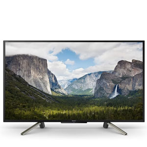 Sony 50 Inch 4K FHD Smart LED TV (KDL50W660F)