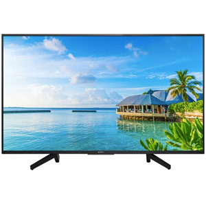 Sony 55 Inch 4K UHD Smart LED TV (55X7500F)